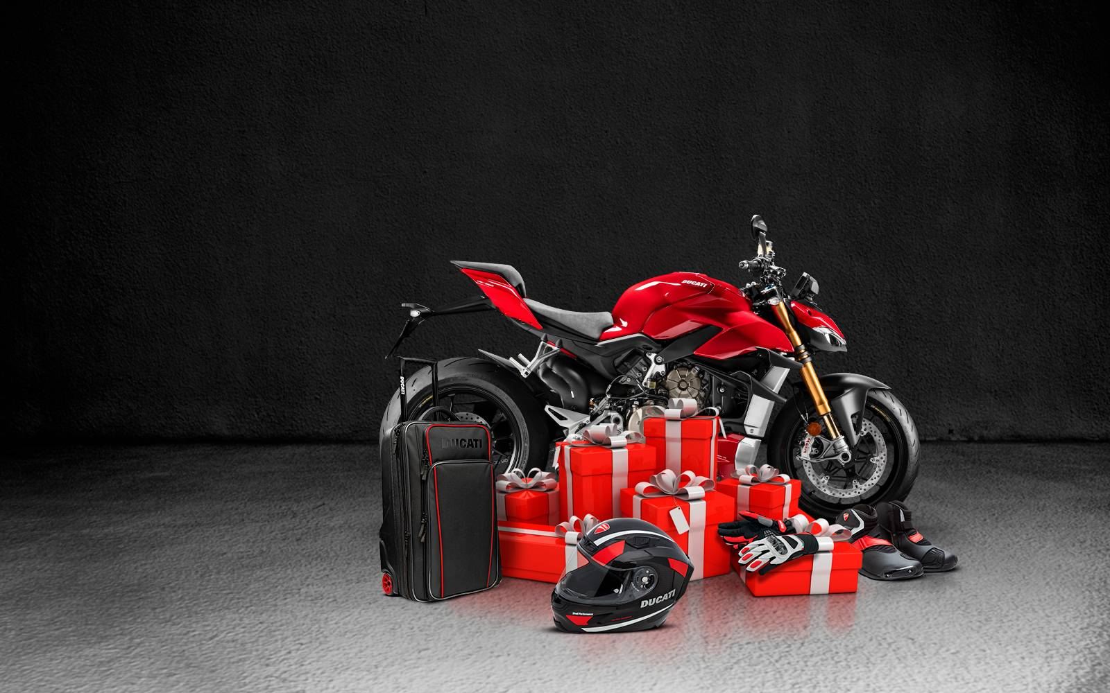 Exclusive Ducati Clothing and Accessories