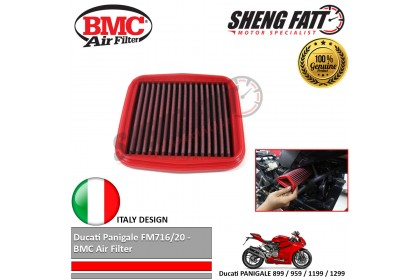 Ducati Panigale 899 / 959 / 1199 / 1299 FM716/20 - BMC Air Filter
