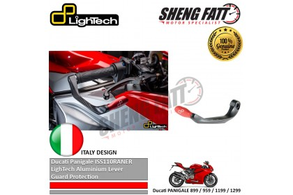 Ducati Panigale ISS110RANER LighTech Aluminium Lever Guard Protection