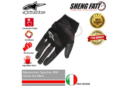Alpinestars Spartan 300 Glove for Men
