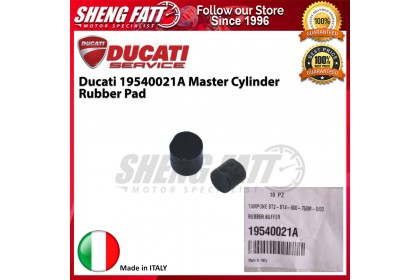Ducati BREMBO Front Brake Master Cylinder Lever Rubber Pad 19540021A - [ORIGINAL]