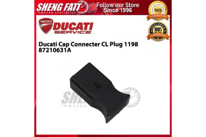 Ducati Cap Connecter CL Plug 1198 87210631A - [ORIGINAL]