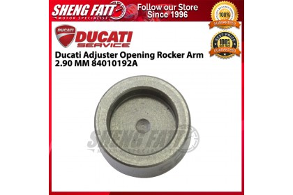 Ducati Adjuster Opening Rocker Arm 2.90 MM 84010192A - [ORIGINAL]