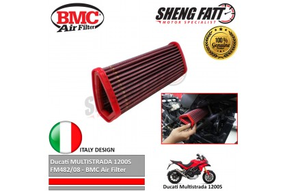 Ducati Multistrada 1200S 2010-2012 FM482/08 - BMC Air Filter