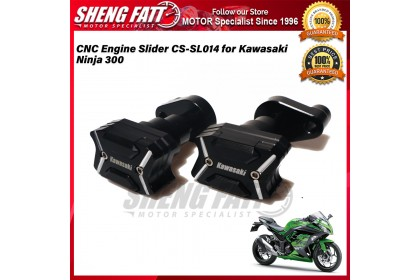 CNC Engine Slider CS-SL014 for Kawasaki Ninja 300