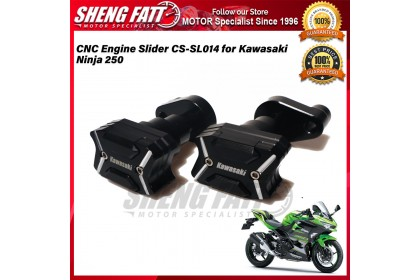 CNC Engine Slider CS-SL014 for Kawasaki Ninja 250