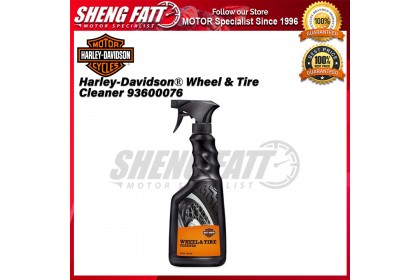 Harley-Davidson® Wheel & Tire Cleaner 93600076