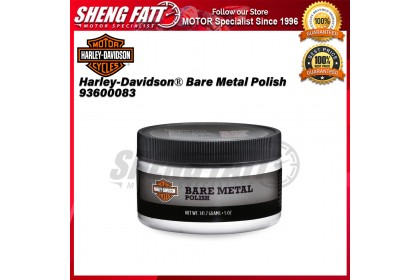 Harley-Davidson® Bare Metal Polish 93600083