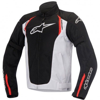 ALPINESTARS AST AIR TEXTILE JACKET (RED/WHITE/BLACK)