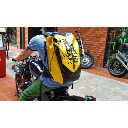 HYPERGEAR DRY PAC PRO GOLD 30L LIMITED EDITION 1 Year Warranty (Ready Stock‎)