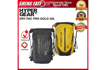 HYPERGEAR DRY PAC PRO GOLD 30L